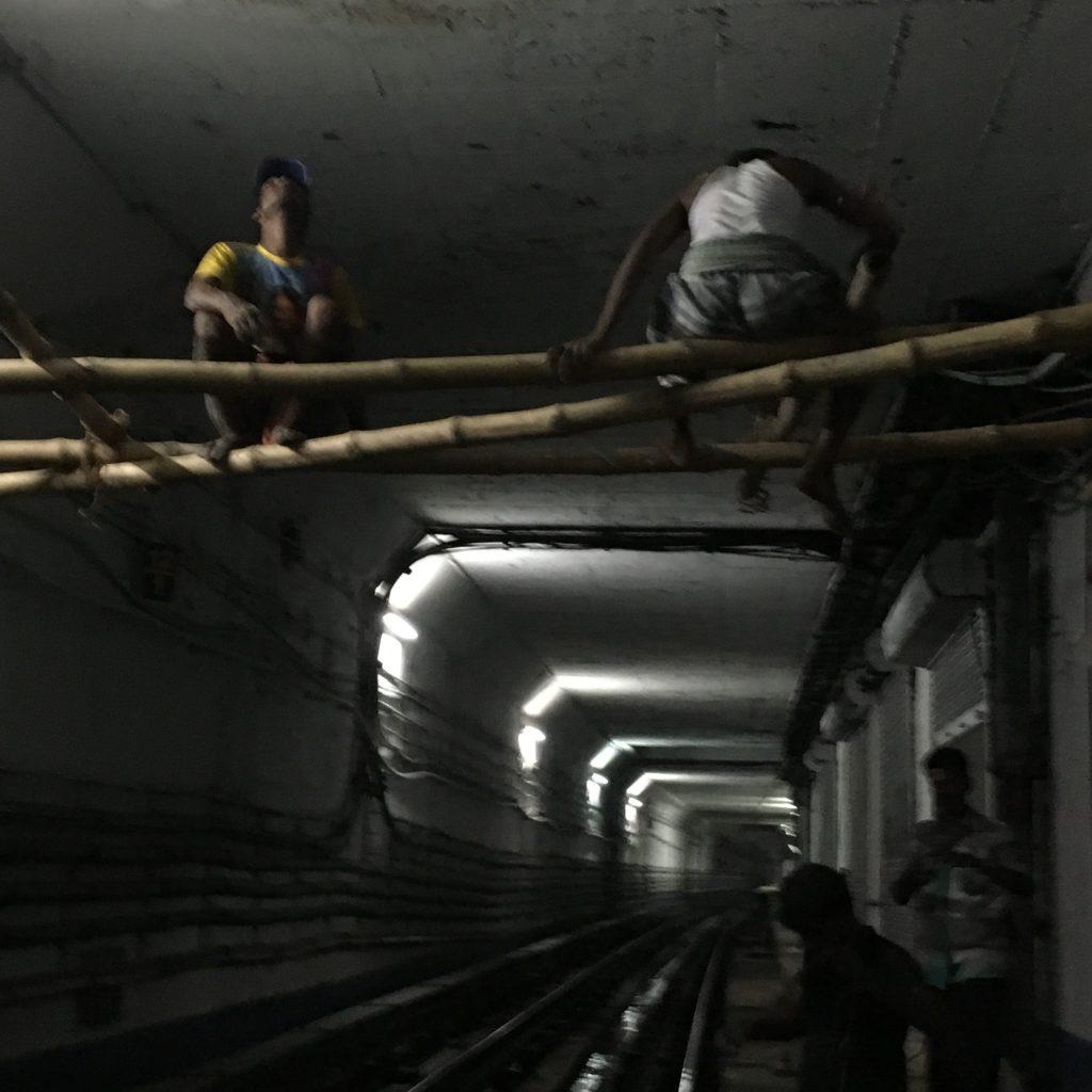 Expansion Joint Sealing Work