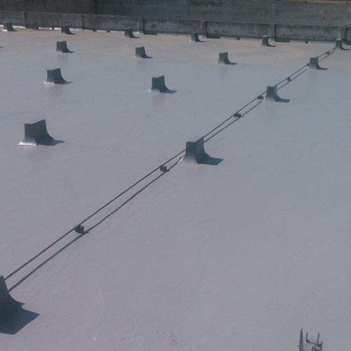 Roof Waterproofing Work